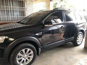 Selling Black 2014 Chevrolet Captiva in Manila