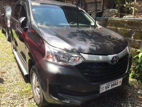 Selling Grey Toyota Avanza 2016 in Quezon City