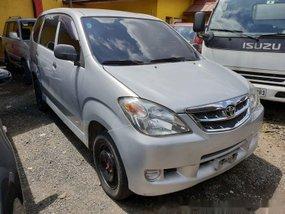 Silver Toyota Avanza 2008 at 98000 km for sale