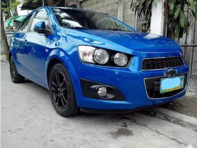 Chevrolet Sonic 2013 for sale in Quezon City