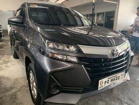 Grey Toyota Avanza 2019 for sale in Quezon City