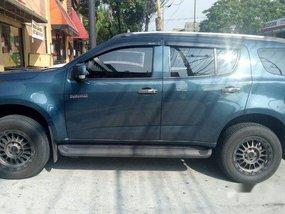 Selling Blue Chevrolet Trailblazer 2016 in Makati
