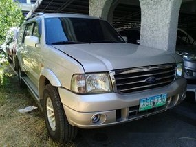 Selling Ford Everest 2004 Automatic Diesel