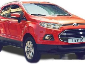 2019 Ford Ecosport for sale in Marikina