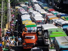 Are you sure you know these 5 major causes of traffic in the Philippines?