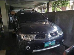 2013 Mitsubishi Montero for sale in Legazpi