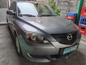 Selling Mazda 3 2004 Automatic Gasoline