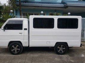 Selling White Mitsubishi L300 2011 Manual Diesel