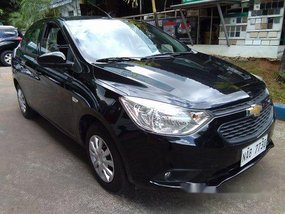 Black Chevrolet Sail 2016 for sale in Tanay
