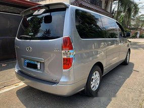 Sell Silver / Grey 2012 Hyundai Grand starex in Marikina