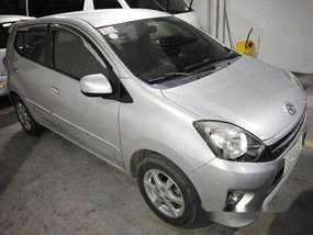 Sell 2014 Toyota Wigo at Manual Gasoline at 87000 km