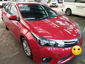 2016 Toyota Corolla Altis for sale in Manila