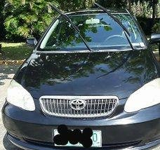 Black Toyota Corolla Altis 2007 for sale in Taguig