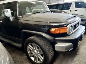 Selling 2016 Toyota Fj Cruiser in Quezon City