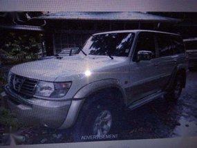 2001 Nissan Patrol for sale in Manila