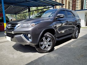 Sell 2016 Toyota Fortuner Automatic Diesel at 13563 km
