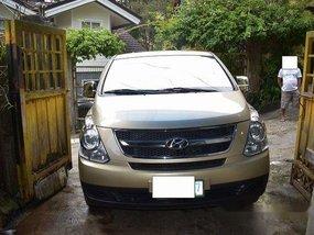 Selling Hyundai Grand Starex 2008 Manual Diesel