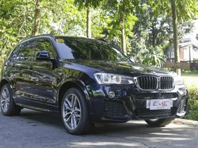 2018 Bmw X3 for sale in Quezon City