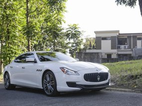 2014 Maserati Quattroporte for sale in Quezon City