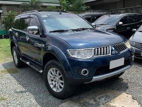 2011 Mitsubishi Montero Sport for sale in Quezon City