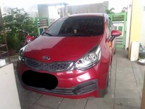 Sell Red 2014 Kia Rio Automatic Gasoline