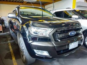 Black Ford Ranger 2018 at 35041 km for sale