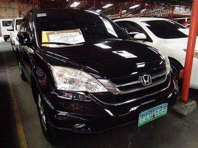 Black Honda Cr-V 2011 for sale in Marikina