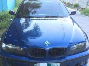 BMW E46 318i 2002 well maintained