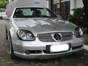 Used Mercedes-Benz SLK 320 2002 Automatic Gasoline for sale