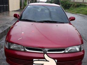 Mitsubishi Lancer 1996 Manual Gasoline for sale