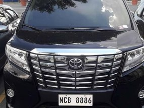 2018 Toyota Alphard for sale in Quezon City