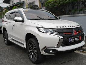 2016 Mitsubishi Montero Sport GLS Premium Black Series Edition