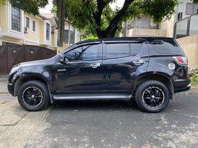 Selling Black Chevrolet Trailblazer 2015 Automatic Diesel
