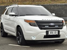 2014 Ford Explorer for sale in Pasig