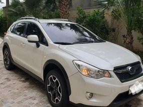 Selling Used Subaru Xv 2014 at 56000 km in Pasig