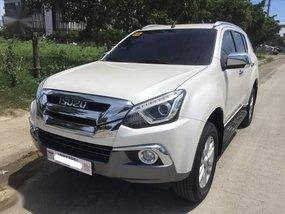 Selling Isuzu Mu-X 2019 in Mandaue