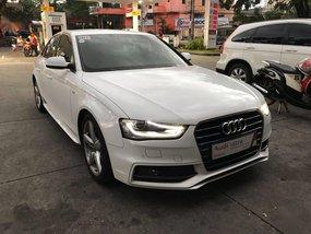 Audi A4 2016 for sale in Quezon City