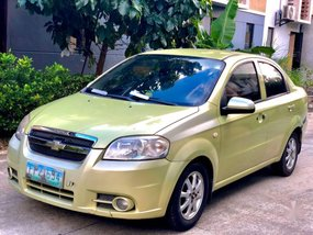 2007 Chevrolet Aveo for sale in Manila