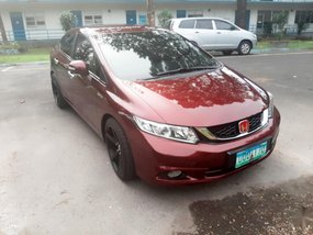 Honda Civic 2012 for sale in Angeles