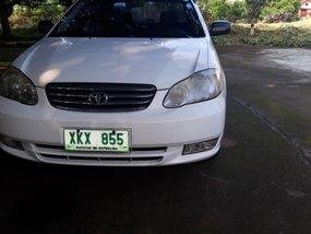 Toyota Corolla 2003 for sale in Batangas
