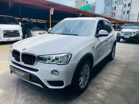 2016 Bmw X3 for sale in Pasig