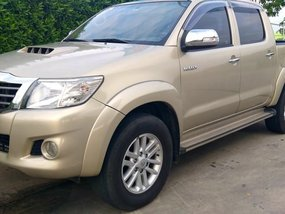 2012 Toyota Hilux for sale in Paranaque City