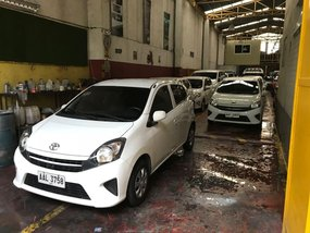 2014 Toyota Wigo for sale in Quezon City
