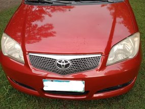 2006 Toyota Vios for sale in Lubao
