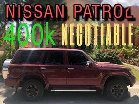 2001 Nissan Patrol for sale in Santo Tomas