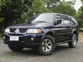 2005 Mitsubishi Montero Diesel for sale in Quezon City
