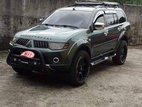 Mitsubishi Montero 2010 for sale in Quezon City