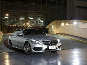 2015 Mercedes-Benz C200 for sale in Quezon City