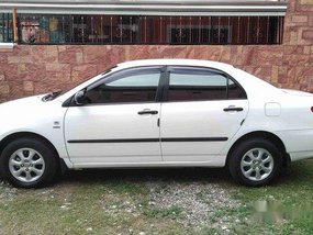 Sell White 2003 Toyota Corolla Altis at 70000 in km