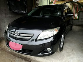 Toyota Corolla Altis 2009 for sale in Cabiao